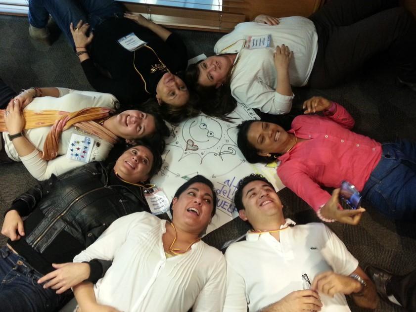 Alba Patricia Gamarra grupo