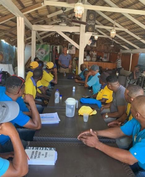 Facilitacion comunitaria Republica Dominicana