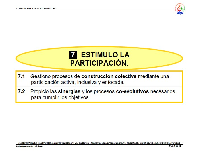 Competencia 7 ALFA