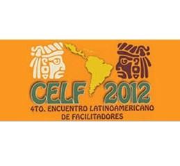 logo Cuarto Encuentro latinoamericano de Facilitadores CELF