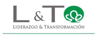 Logo Liderazgo y Transformación