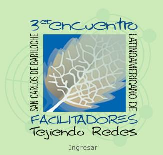 Logo Tercer Encuentro latinoamericano de Facilitadores TELF